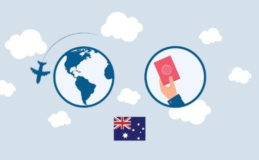 Miniatuur video met informatie over de visumaanvraag