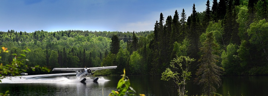 Canadese wildernis