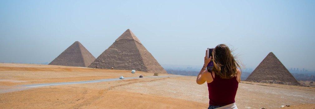 Piramiden van Gizeh