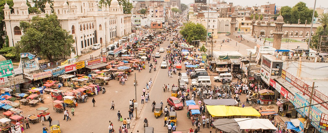 Verkeer in India