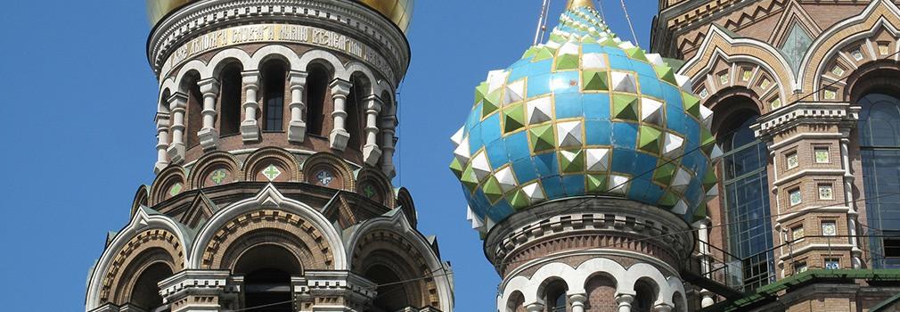 Architectuur in Rusland